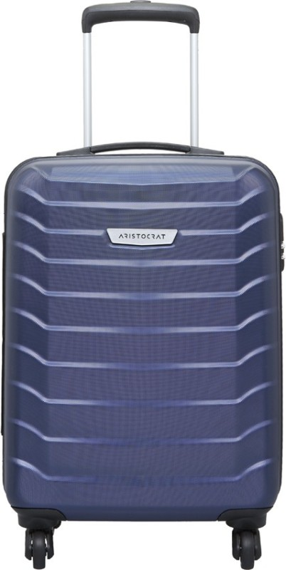 Aristocrat Juke Cabin Luggage - 22 inch(Blue)
