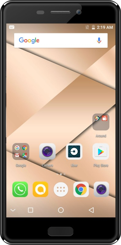 Micromax Canvas 2 (Chrome Black, 16 GB)(3 GB RAM)