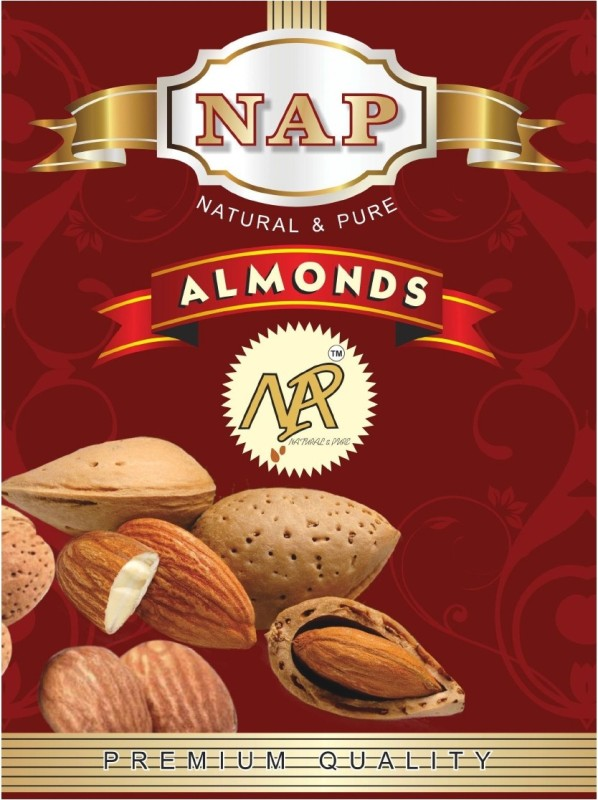 NAP RAW ALMONDS Almonds(400 g)
