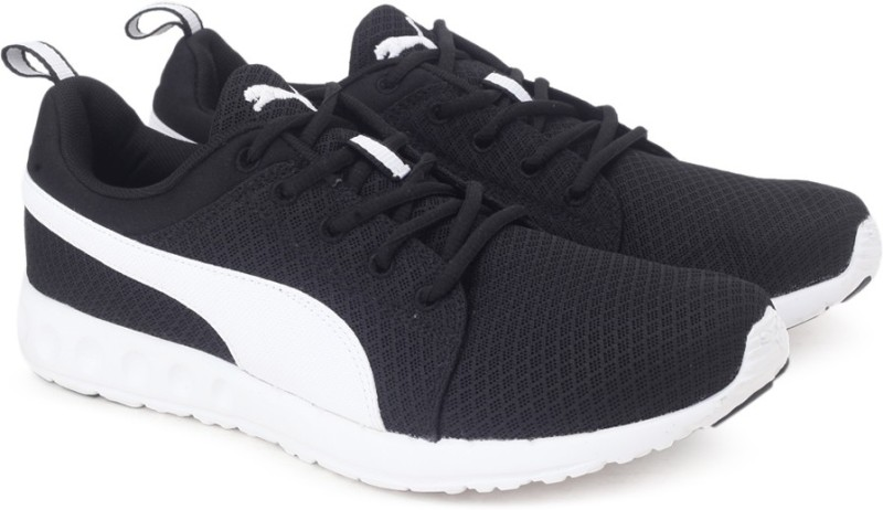 Puma Carson Runner DP Running Shoes For Men(Black)