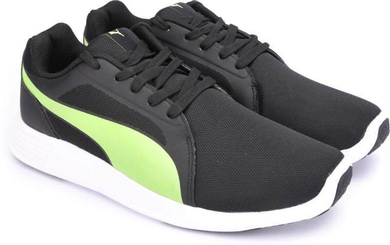 Puma ST Trainer Evo IDP Running Shoes(Black)