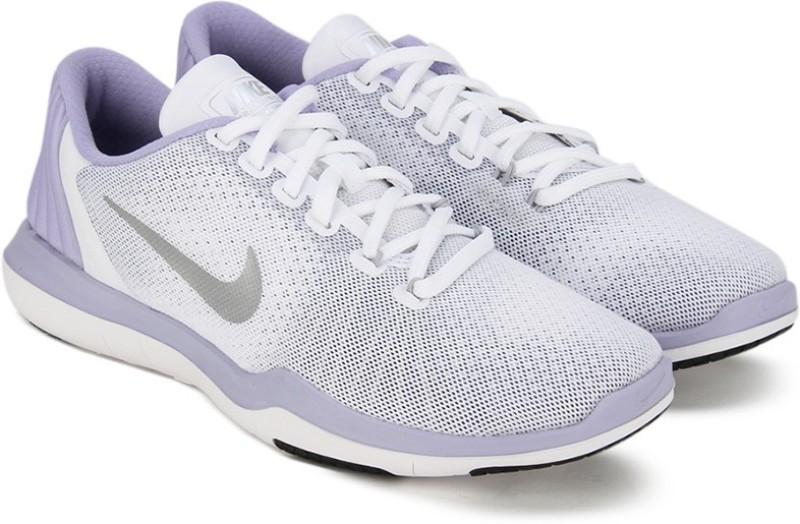 Nike WMNS NIKE FLEX SUPREME TR 5 Training  Gym ShoesWhite