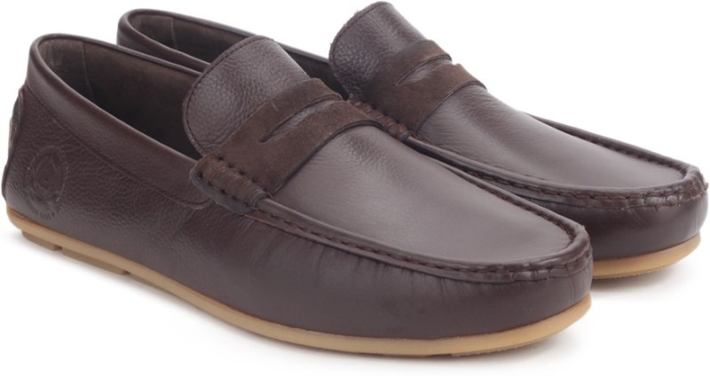 U.S. Polo Assn COREY Loafers For Men(Brown)