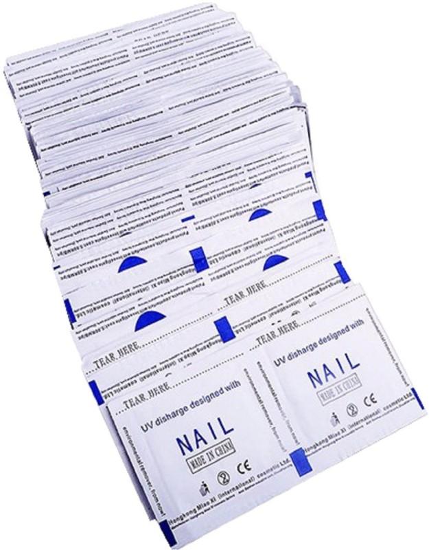 Futaba Nail Polish Remover Pads - 50 Pcs(10 g)