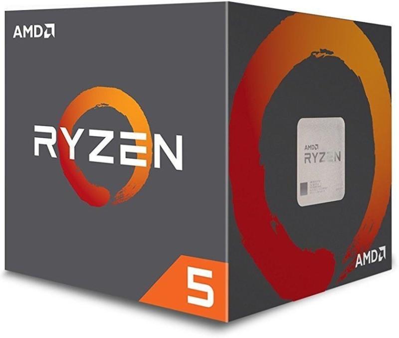 AMD 3.2 GHz AM4 AMD RYZEN 5 1400 Processor(Silver)