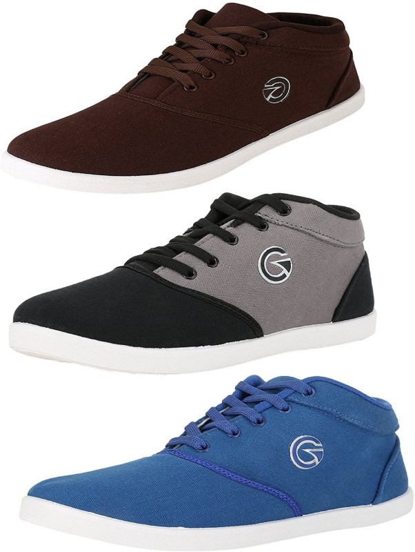 Globalite Crux and Stumble Casuals(Multicolor)