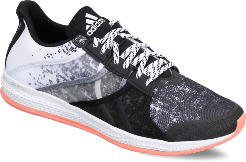 Adidas GYMBREAKER BOUNCE Training ShoesBlack White Orange
