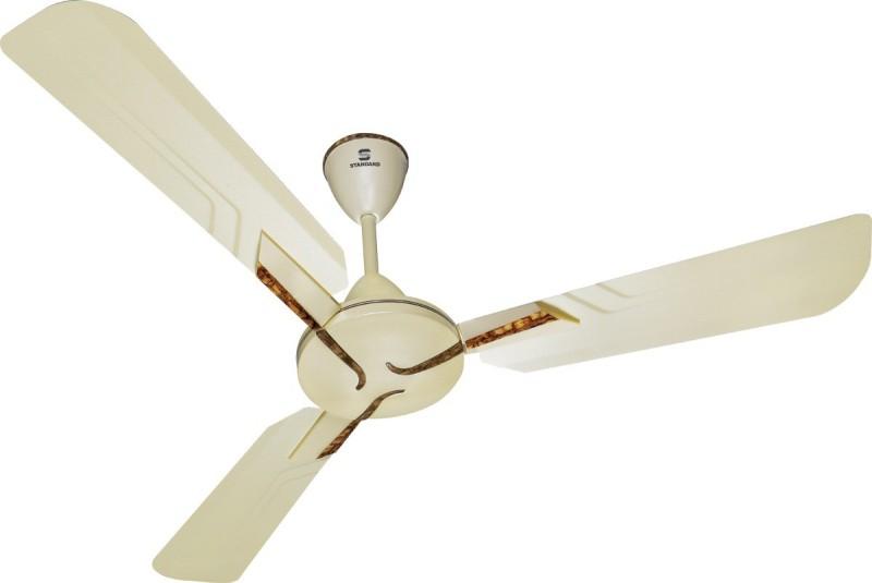Standard Glister 3 Blade Ceiling Fan(pearl ivory)