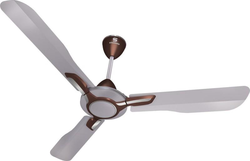Standard Aspire 3 Blade Ceiling Fan(pastel brown)
