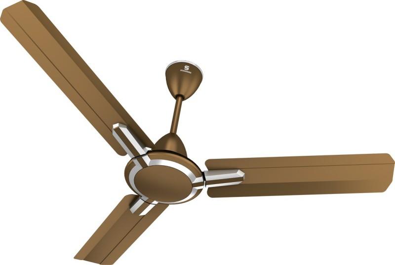 Standard Cruiser 3 Blade Ceiling Fan(Sparkle bronze)