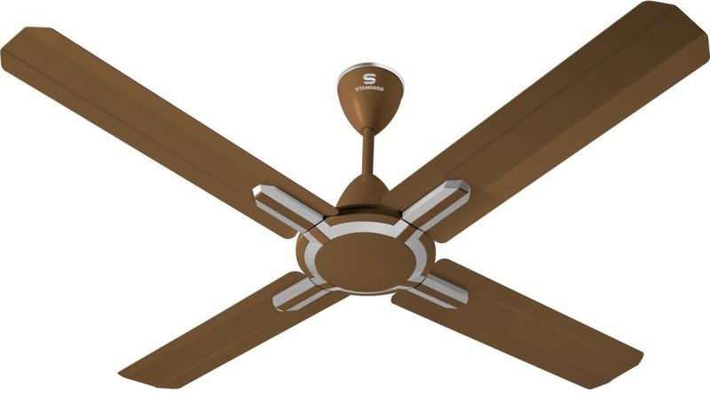 Standard Cruiser 4 Blade Ceiling Fan(Sparkle brown)