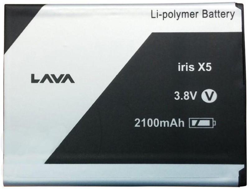 Lava Mobile Battery For Lava Iris X5