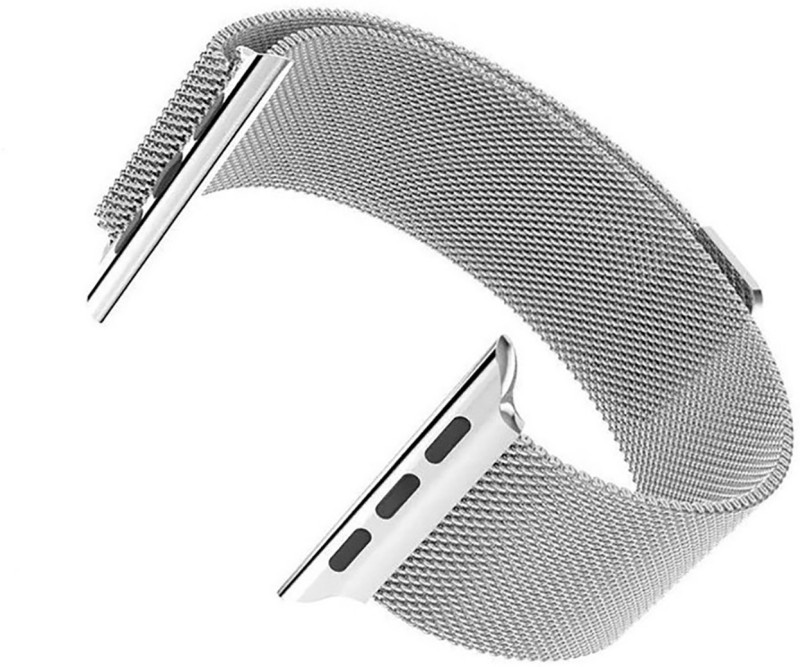 Higar LOOP-38mm-SI Smart Watch Strap(Silver)