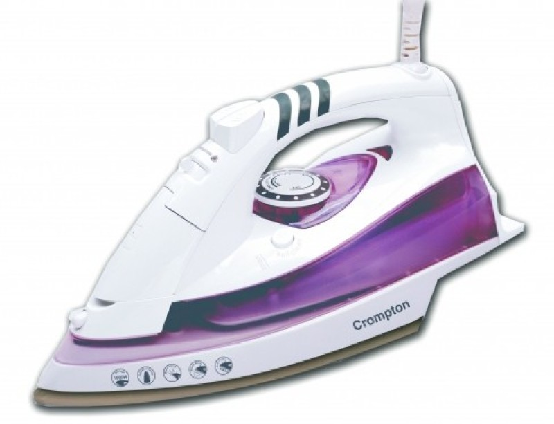 Crompton ACGSI - Pyro Steam Iron(White)