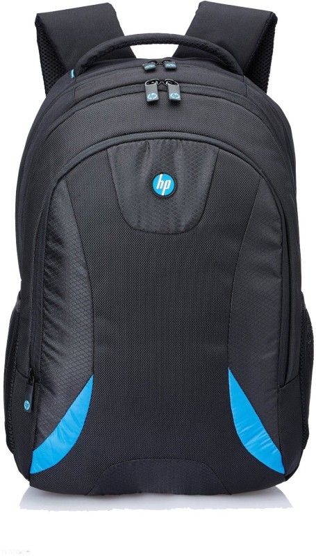HP 17 inch Expandable Laptop Backpack(Black)