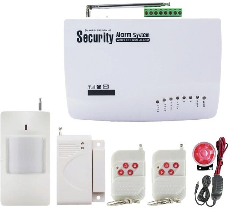 vResQ VRSSGSM001 Wireless Sensor Security System