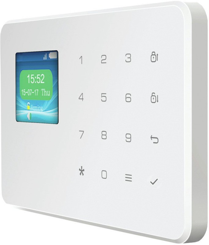 vResQ VRSSGSM004 Wireless Sensor Security System