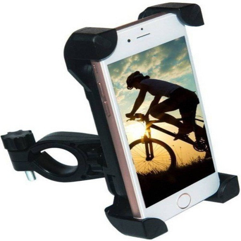 vu4 ch-01 Bike Mobile Holder(Black)