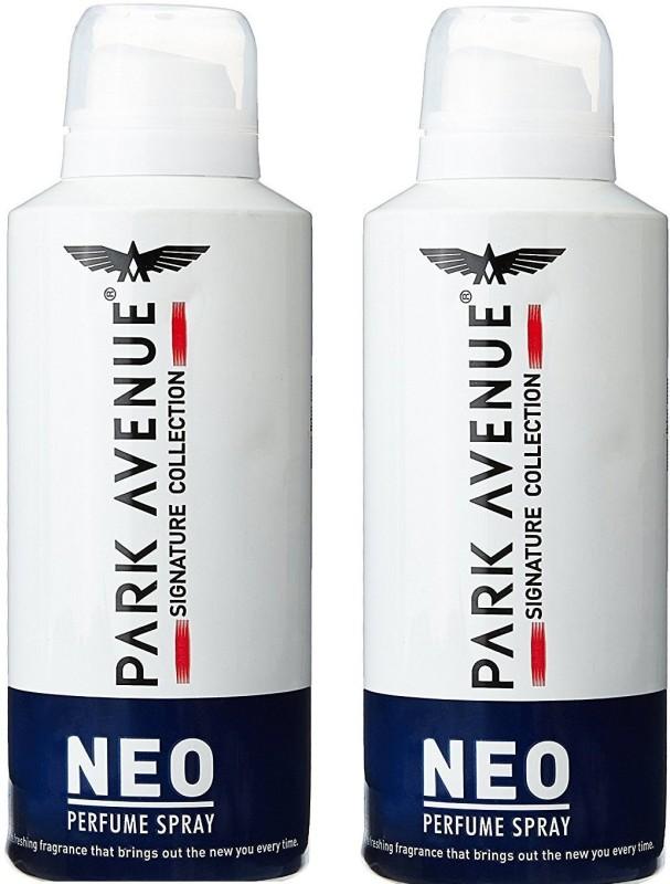 Park Avenue Neo Signature (Pack of 2) Deodorant Spray - For Men(100 ml, Pack of 2)