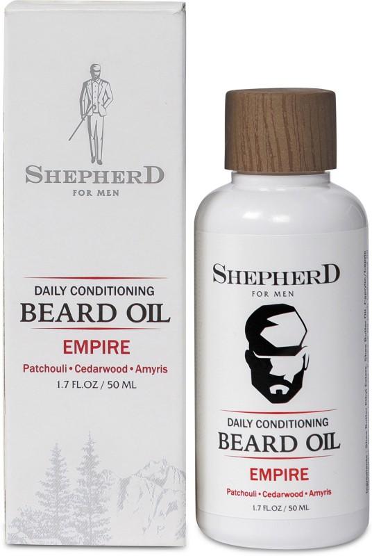 SHEPHERD Daily Conditioning Beard Oil - Empire Hair Oil(50 ml)