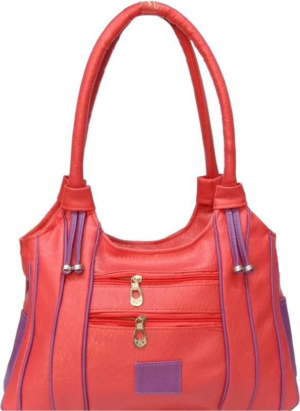 Mystyle Retail Women Purple, Red Shoulder Bag
