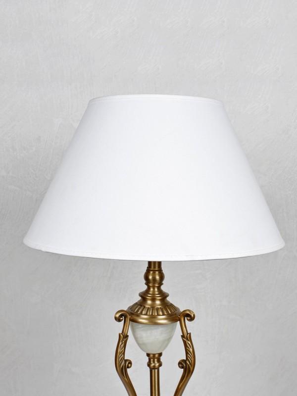 Kapoor E Illuminations TLS2930COWH Table Lamps Lamp Shade(Cotton)