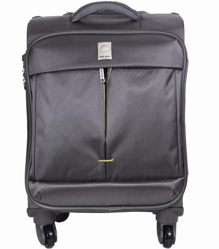 Delsey Flight Cabin Luggage - 21 inch(Grey)