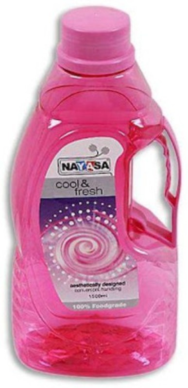 Nayasa pet bottle 1500 ml Bottle(Pack of 1, Pink)