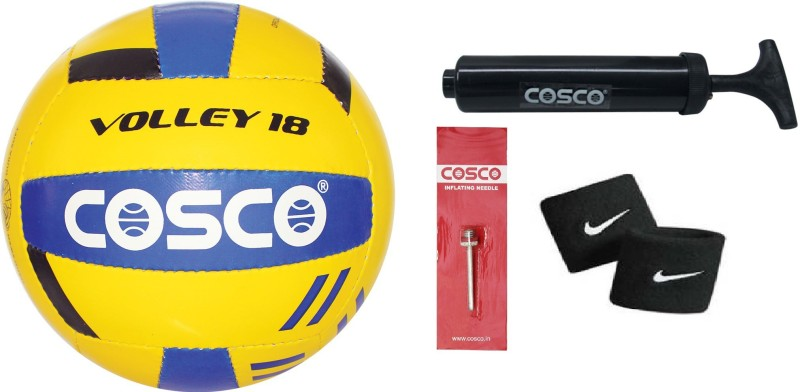 Cosco Volley 18 Volleyball Combo kit Volleyball Kit