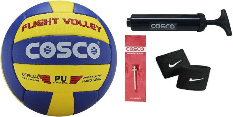 Cosco Flight Volleyball Combo kit Volleyball Kit