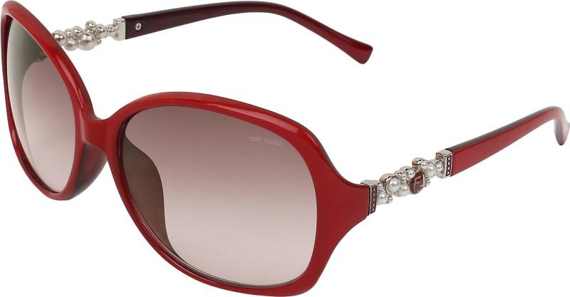 Tommy fashion Rectangular Sunglasses(For Girls) image