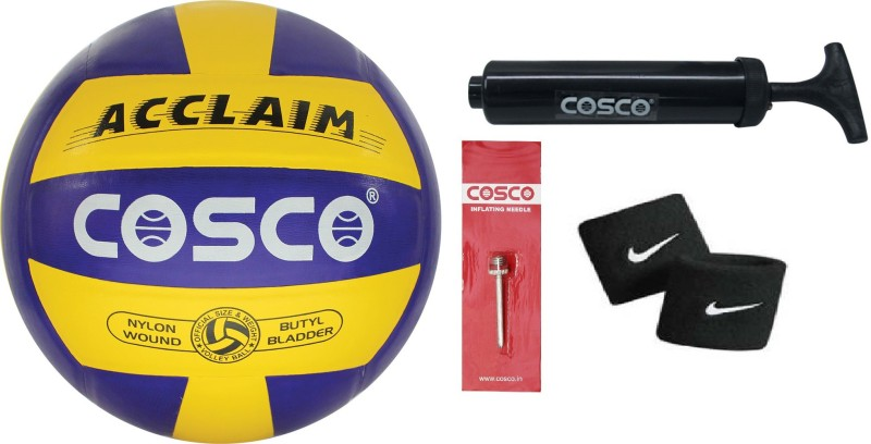 Cosco Acclaim Volleyball Combo kit Volleyball Kit