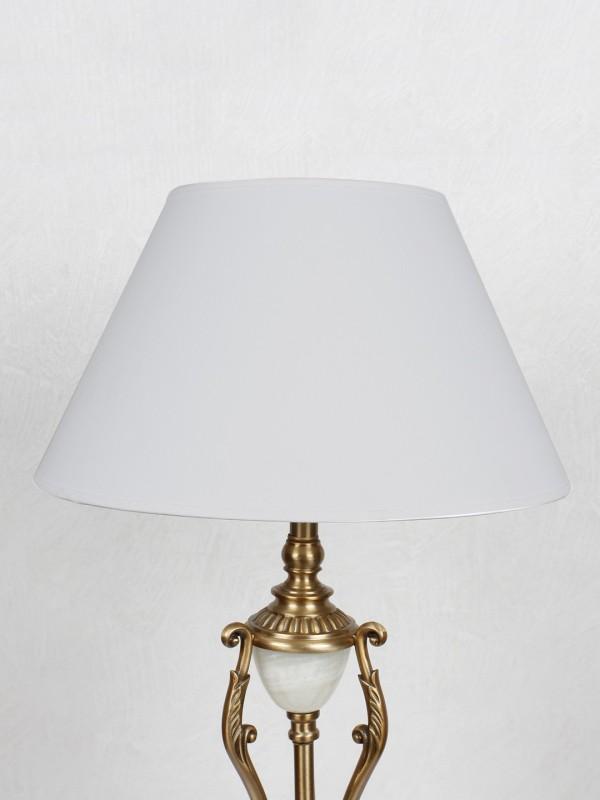 Kapoor E Illuminations TLS2945COWH Table Lamps Lamp Shade(Cotton)