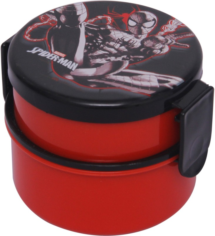 Marvel HMRPLB 255-SPM 1 Containers Lunch Box(450 ml)