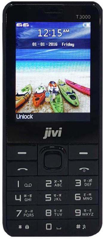 JIVI Sumo T3000(Black & Grey) image
