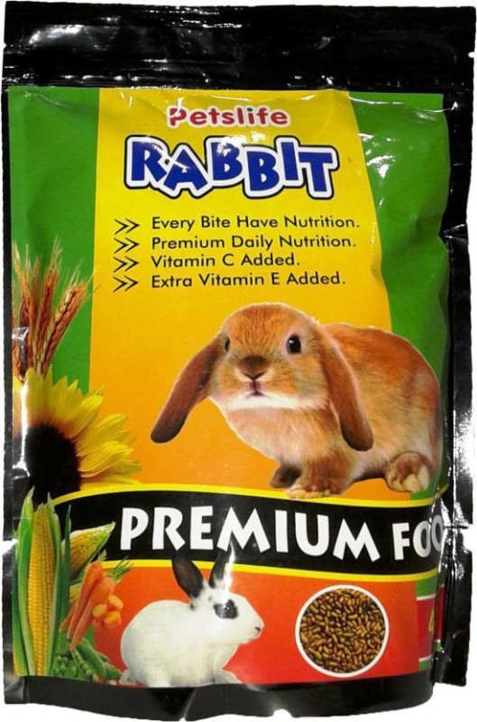 petslife Rabbit | 1kg Dry Rabbit Food