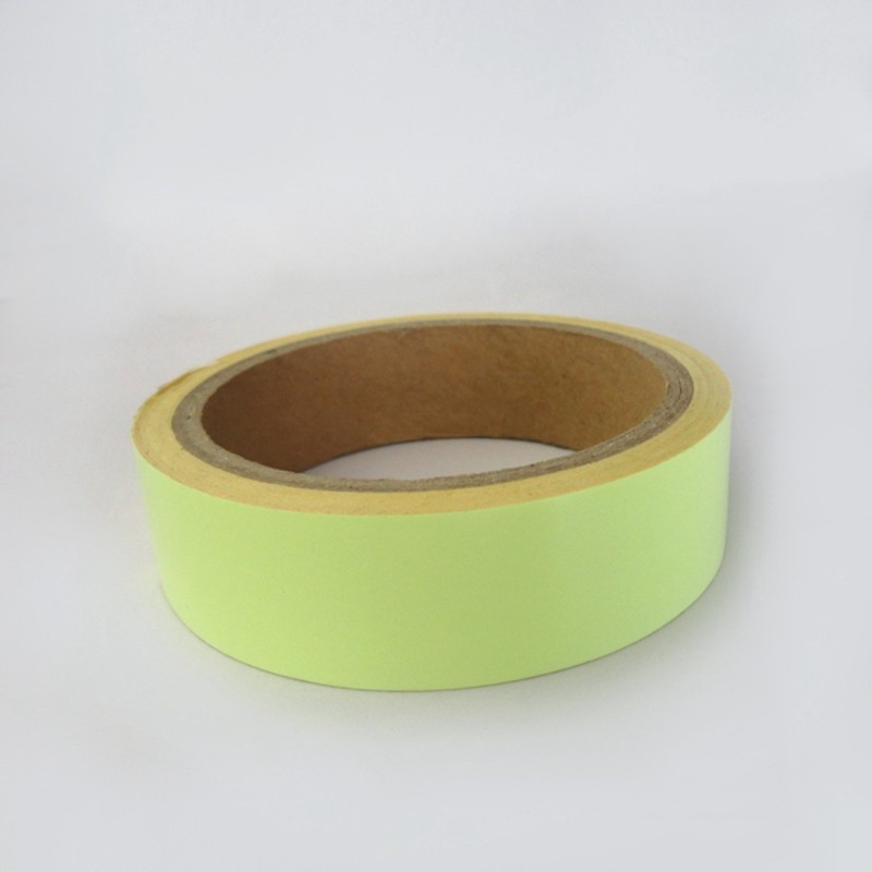 arex Night Glow Tape 2Inch x 4 Ft 50.8 mm x 1.2192 m Green Reflective Tape(Pack of 1)