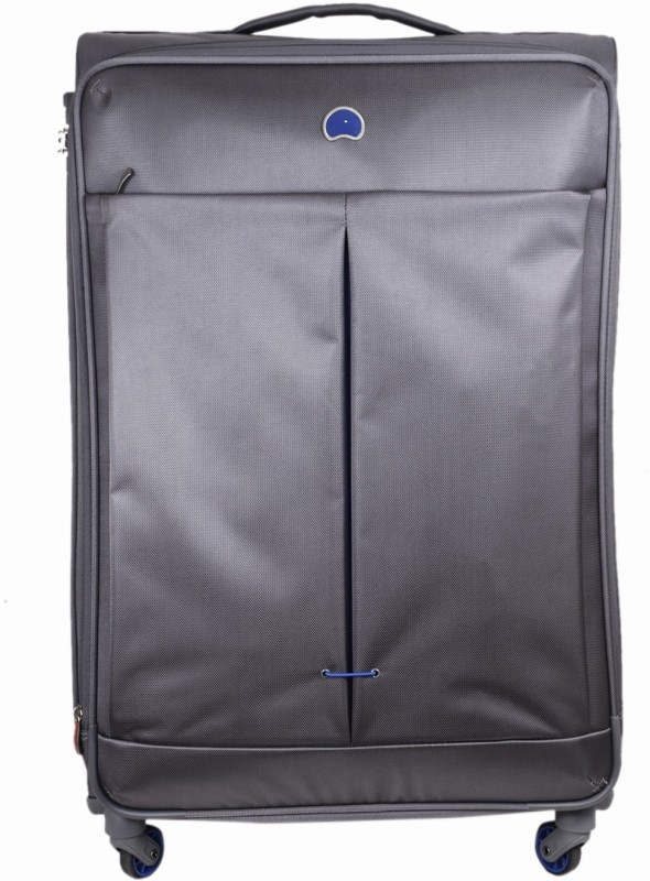 Delsey Air Adventure Check-in Luggage - 24 inch(Grey)
