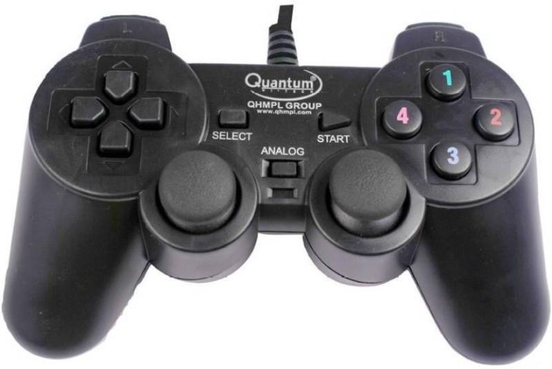 Ruhi QHM7468 GAMET-21  Gamepad(Black, For PC)
