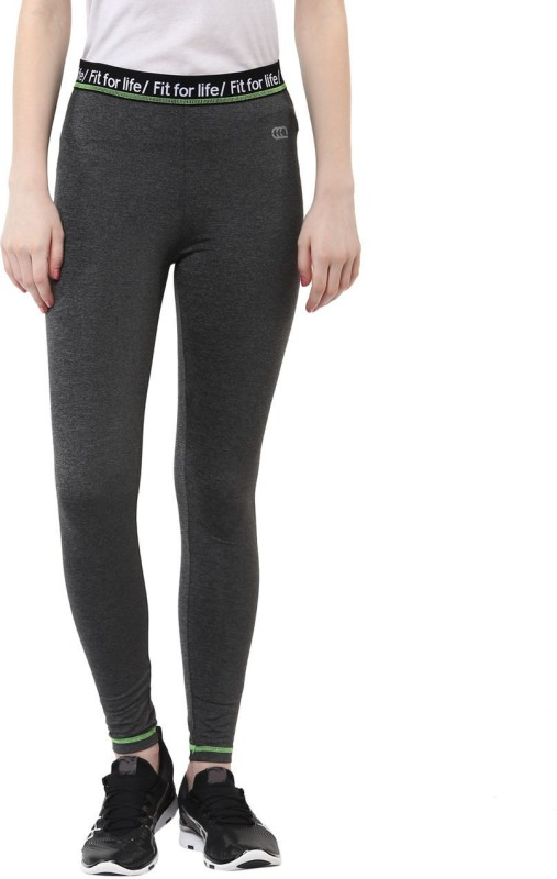 Ajile by Pantaloons Women's Grey Leggings