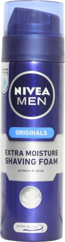 Nivea Extra Moisture Shaving Form(200 ml)