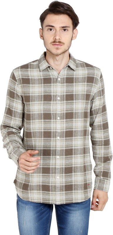 Jack & Jones Mens Casual Multicolor Shirt