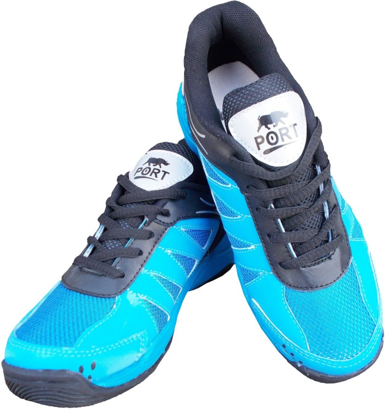 Port DoDDGE Running Shoes For Men(Blue)