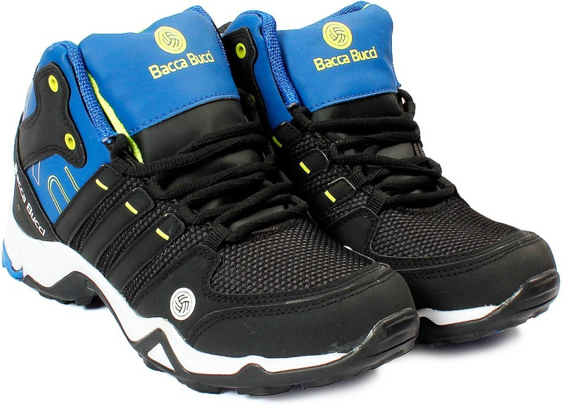Bacca Bucci Basketball Shoes, Hiking & Trekking Shoes(Blue)