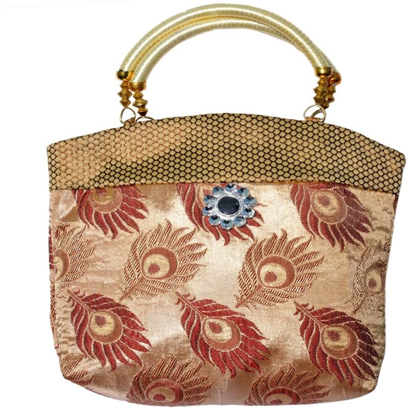 Craft Trade Beige Hand-held Bag