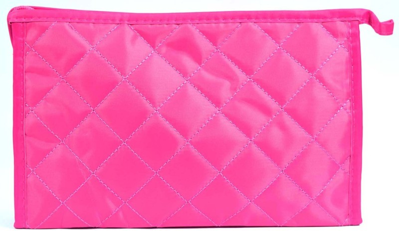 Color Fever Cosmetic Pouch(Pink)