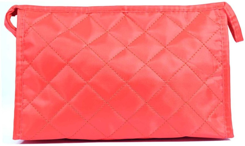 Color Fever Cosmetic Pouch(Orange)
