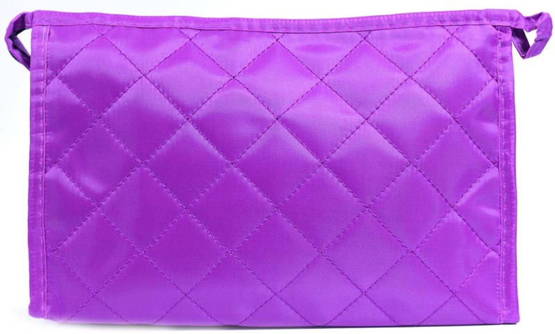 Color Fever Cosmetic Pouch(Purple)