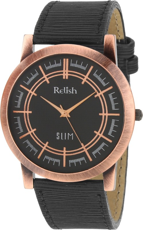 Relish RE-C8035CB Copper Men's Watch image