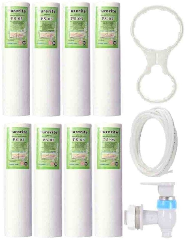 XISOM purite Solid Filter Cartridge(0.5, Pack of 1)